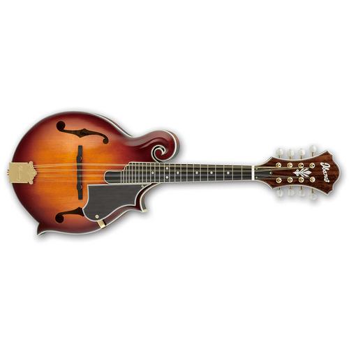 Ibanez M700S F-style Mandolin, Antique Violin Sunburst Finish