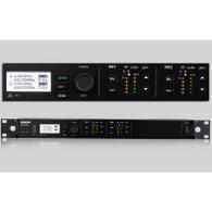 Shure ULXD4D Dual Channel Digital Wireless Receiver