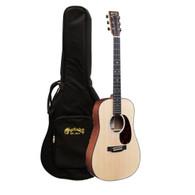 CF Martin DJR10 Acoustic Guitar, w/ Martin Soft Gigbag