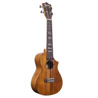 Amahi C-04EQ Koa Concert Size Acoustic/Electric Ukulele w/ Amahi Gigbag