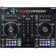 Roland DJ-505 Two-Channel, Four-Deck DJ Controller
