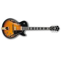 George Benson Ibanez GB10SE Hollowbody Electric Guitar, Brown Sunburst Finish