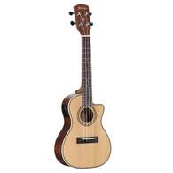 Alvarez AU70WCCE Artist Series Concert Size Acoustic/Electric Ukulele, w/ Cutaway