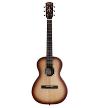 Alvarez DELTA DELITE E Mini Blues Travel Size Acoustic/Electric Guitar w/ Gigbag