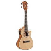 Alvarez Concert Ukulele Acoustic Electric W/EQ And Tuner
