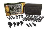 Shure PGA Series Drum Kit 7-Piece Microphone Set w/ Case