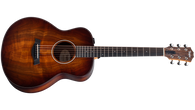 Taylor GS Mini-e Koa Plus Acoustic-Electric Shaded Edgeburst w/ Taylor Case