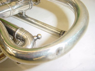 Vintage JW York & Sons Monarch Cornet - Previously Owned