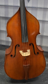Eastman Lombardi VB502B-Q 3/4 Upright Bass - Previously Owned