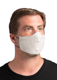 Gator Reusable Face Mask With Pocket For Replaceable Filter In Taupe