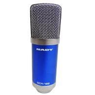 Nady SCM-700 Studio Condenser Microphone 8 pc. Recording Kit