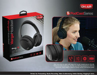 Tzumi On Air Verge Headset with Built-in Mic