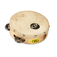 """CP BY LP® 6"""" TAMBOURINE WITH HEAD SINGLE ROW"""