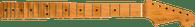 "Fender  Roasted Maple Vintera® Mod '60's Stratocaster® Neck, 21 Medium Jumbo Frets, 9.5"", ""C"" Shape"