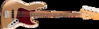 Fender 0149633353 Vintera '60s Jazz Bass Guitar Firemist Gold Includes Gigbag