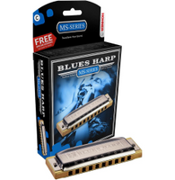Hohner Blues Harp in E With Retail Box Package