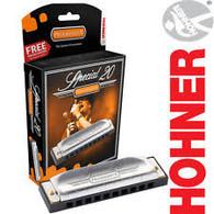 Hohner 560PBXA Special 20 Harmonica A
