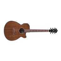 Ibanez AEG62 Acoustic-Electric Guitar - Natural Mahogany High Gloss