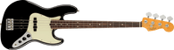Fender American Professional II Jazz Bass®, Rosewood Fingerboard, Black w/ Deluxe Molded Case