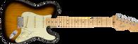 Fender 2018 Limited Edition Strat-Tele® Hybrid Guitar Maple, 2-Color Sunburst