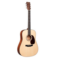 Martin D-16E Mahogany Acoustic-Electric Guitar - Natural W/ Softshell bag