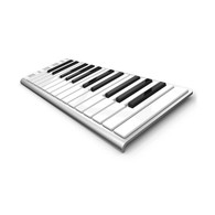 Artesia XKEY25USB 25 Key Ultra-slim Controller Keyboard  (Silver)