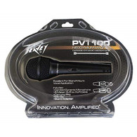 Peavey Handheld Dynamic Microphone with XLR Cable and Clam Shell Case