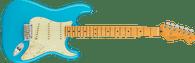 American Professional II Stratocaster, Maple Fingerboard, Miami Blue w/ Deluxe Molded Case