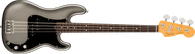 Fender  American Professional II Precision Bass®, Rosewood Fingerboard, Mercury w/ Deluxe Molded Case