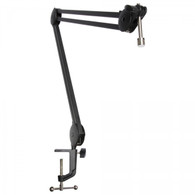 On-Stage Stands MBS7500 Desk-mounted Broadcast Microphone Boom Arm