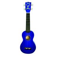 Kahuna KUSC52BK Soprano Ukulele Blue