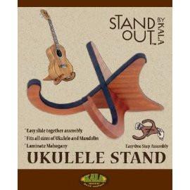 Kala MAHOGANY FOAM STAND (UKULELE)