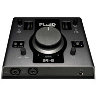 Fluid USB bus powered audio interface, 24/192kHz, iOS compatible, High Power headphone ouput, big volume knob
