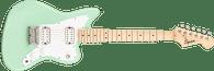 Fender Mini Jazzmaster® HH, Maple Fingerboard, Surf Green