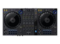 Pioneer DJ DDJ-FLX6 4-deck Rekordbox and Serato DJ Controller