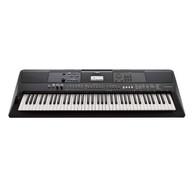 Yamaha PSR-EW410 76-key Portable Keyboard 48-note Polyphony, 758 Voices, 235 Styles