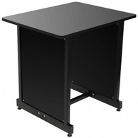 On-Stage Stands WSR7500B 12 Space Rack Cabinet - Black