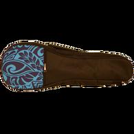 Kala Soprano Blue Pattern Padded Ukulele Bag