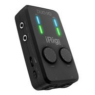 IK Multimedia iRig Pro Duo I/O Mobile 2-channel audio/MIDI interface
