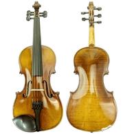 KRUTZ Series 100 F410 5-Star | 5-String Violin Full (4/4) Size w/ Case & Bow