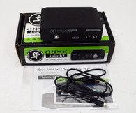 Mackie Onyx Artist 1•2 2x2 USB Audio Interface - Previously Owned