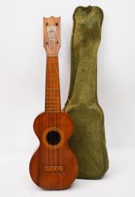 Vintage Kumalae Gold Award Soprano Ukulele - Previously Owned
