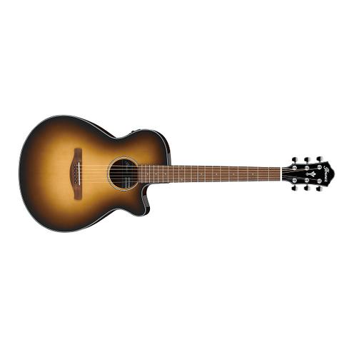 Ibanez AEG50 Acoustic-Electric Guitar - Dark Honey Burst High Gloss