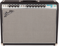 Fender '68 Custom Twin Reverb®, 120V Guitar Amplifier