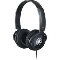 Yamaha HPH-100B Dynamic Closed-Back Headphones, 7, Black