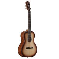 Alvarez Delta DeLite Small Bodied Acoustic Guitar Shadowburst w/ Gigbag