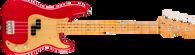 Fender  Vintera® '50s Precision Bass®, Maple Fingerboard, Dakota Red w/ Deluxe GigBag