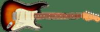 Fender  Vintera® '60s Stratocaster®, Pau Ferro Fingerboard, 3-Color Sunburst w/ Deluxe Gigbag