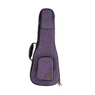 Kala DC-T-PL Sonoma Coast Tenor Ukulele Soft Case - Vista Point Purple