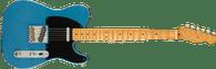 Fender  Vintera Road Worn® '50s Telecaster®, Maple Fingerboard, Lake Placid Blue w. Deluxe Gigbag